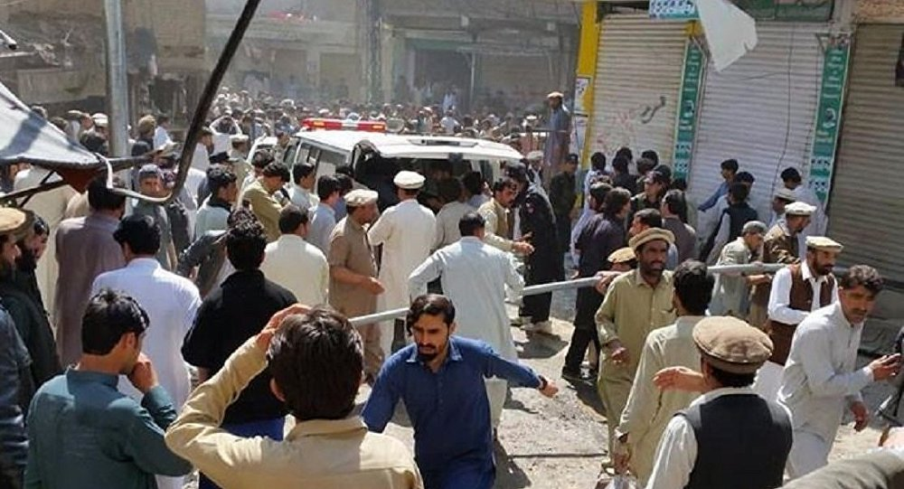Blast in Pakistan's Parachinar kills at least 6, injures 38