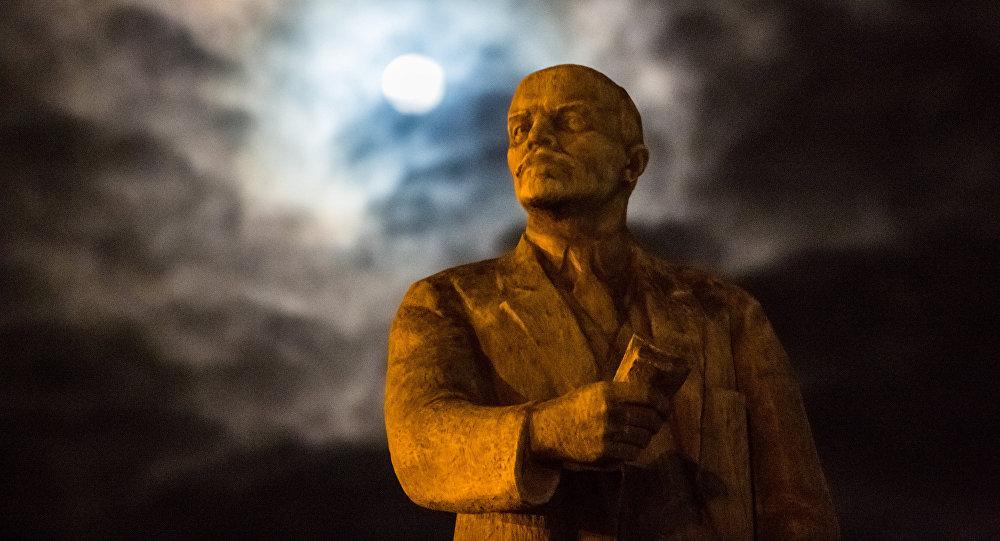 Lenin monument. File photo