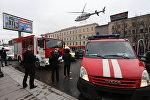 Explosions in St.Petersburg underground