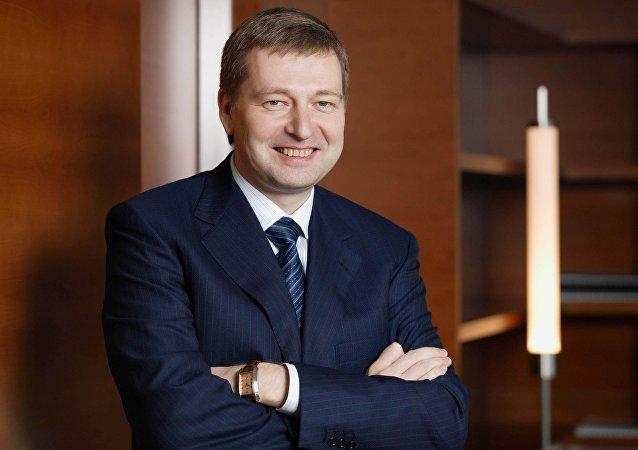 Председатель Совета директоров ОАО Уралкалий Дмитрий Рыболовлев