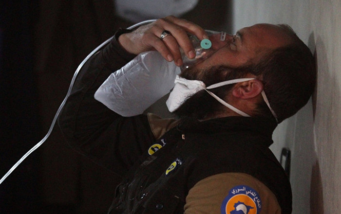 False Flag Attack: Ex-CIA Officer Unravels Idlib Chemical Incident