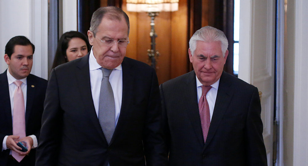Tillerson Looks Forward to More Meetings With Lavrov on...