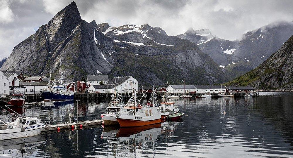 Lofoten Islands, Arctic Circle