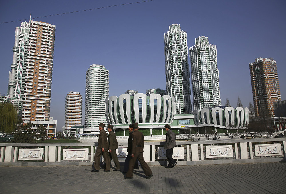From Parade to Daily Life: Sneak Peak at Pyongyang in Spring