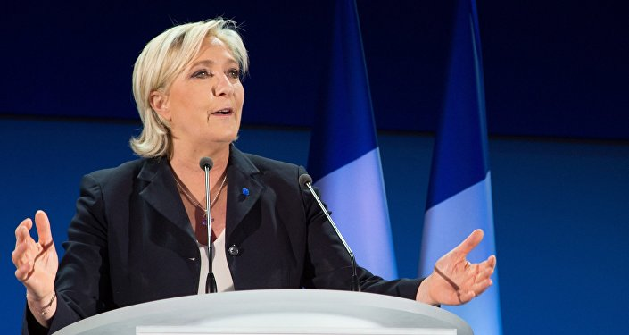 France's Marine Le Pen Acquitted of Hate Speech Charges for Posting Photos of Daesh Atrocities