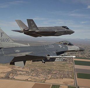 F-16 and F-35