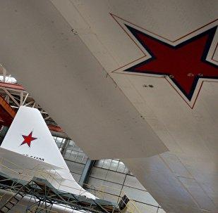 Overhaul of Tu-160 planes at Kazan Aircraft Plant. File photo