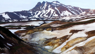 Living on the Volcano: Miraculous Kamchatka Nature Reserve