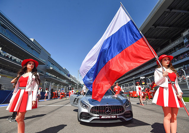 Auto Race Fit for a President: Russian F1 Grand Prix in Sochi