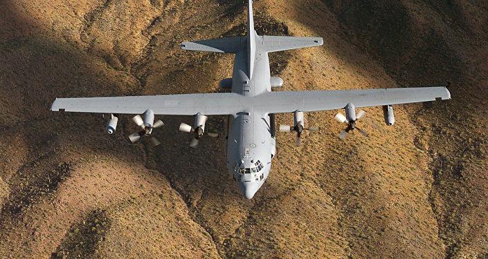 EC-130H Compass Call