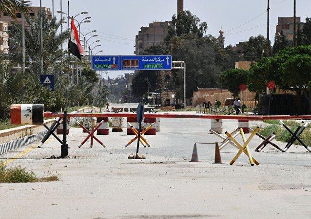 Deir ez-Zor, Syria.