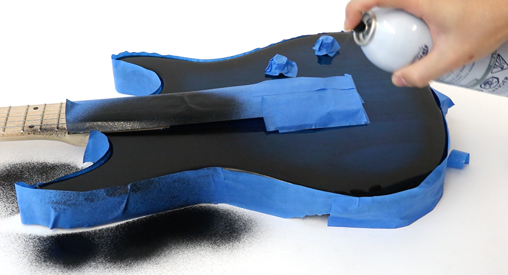 CMU researchers create touchpads with a can of spray paint