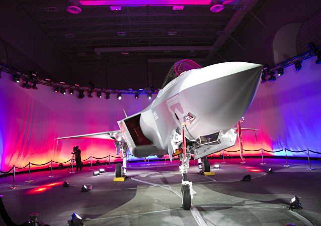 First Norwegian Armed Forces Lockheed Martin F-35A Lightning II, known as AM-1 Joint Strike Jet Fighter, is unveiled during the rollout celebration at Lockheed Martin production facility in Fort Worth, TX, on Tuesday, Sep. 22, 2015
