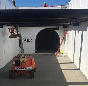 Musk teases first look at Boring Company tunnel