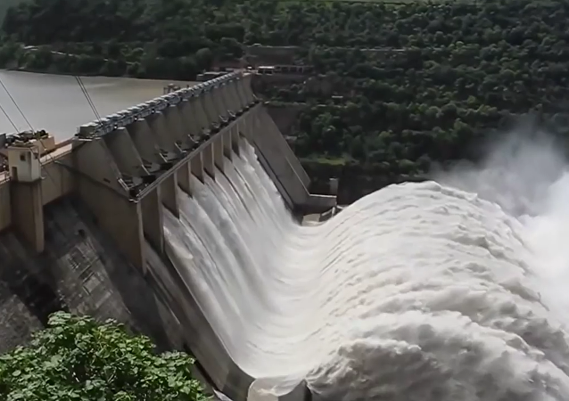 Amazing Technology Emergency Water Power Dam Discharge of Developed countries of the world. NEW 2017