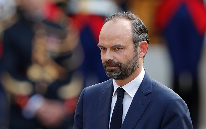 French Socialist Party Says Won't Support Edouard Philippe's Government