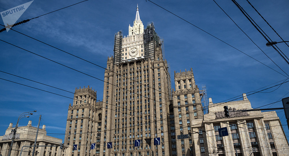 Russia Ready to Expel US Diplomats Amid Property Dispute