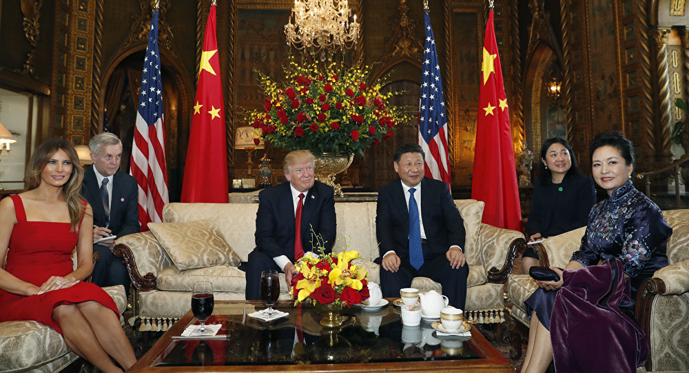 China urges North Korea talks, skirts questions on US sanctions push