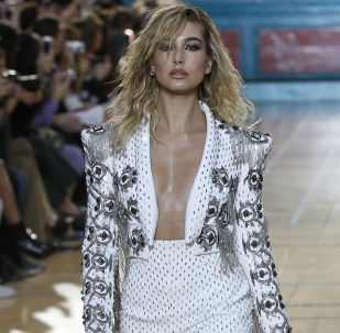 Smoking Hot: Hailey Baldwin Named Maxim's Sexiest Lady of 2017