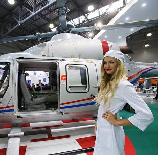 Highlights of the HeliRussia 2017 Helicopter Industry Expo
