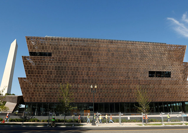 National Museum of African American History and Culture, Washington, DC.