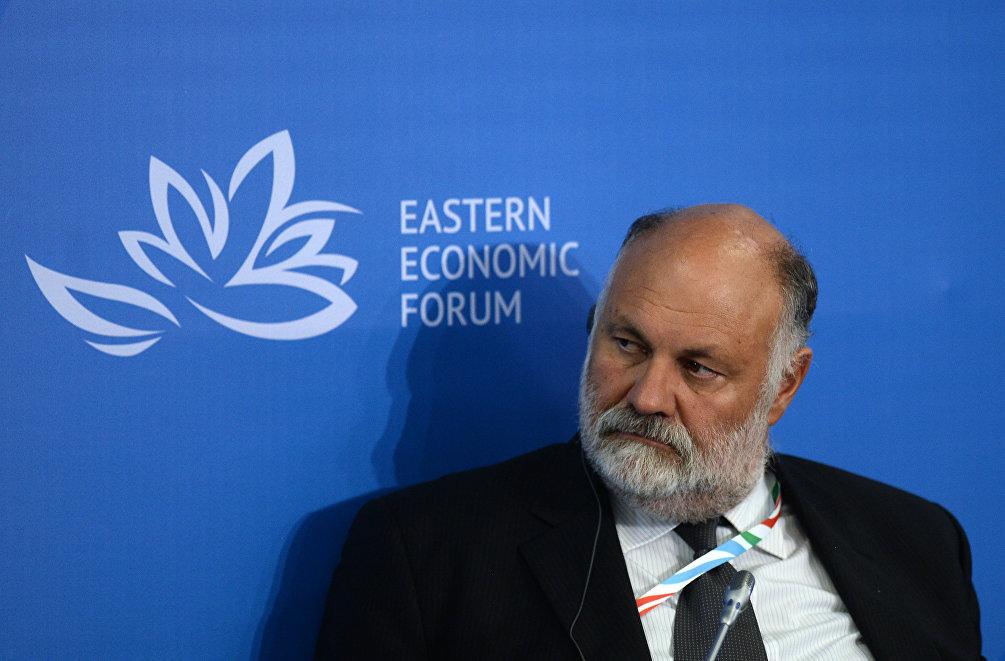 Professor Riccardo Valentini
