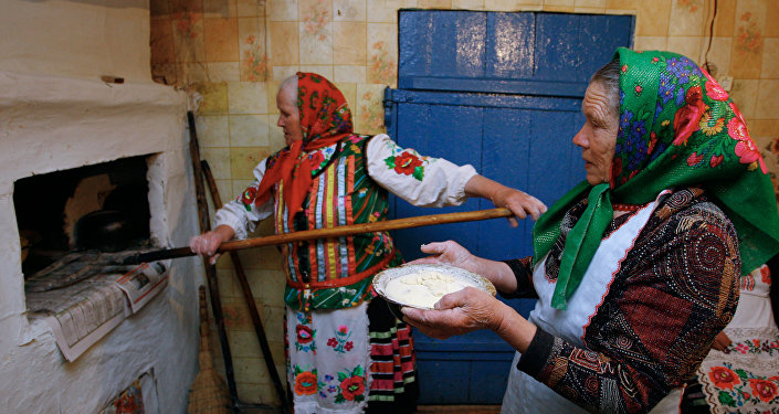 Russian Borsch for Everyone! Russia Can Feed World With Quality Homemade Food