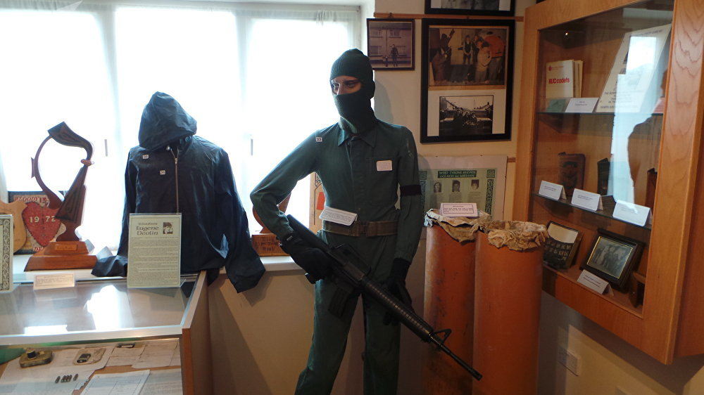 The Troubles museum