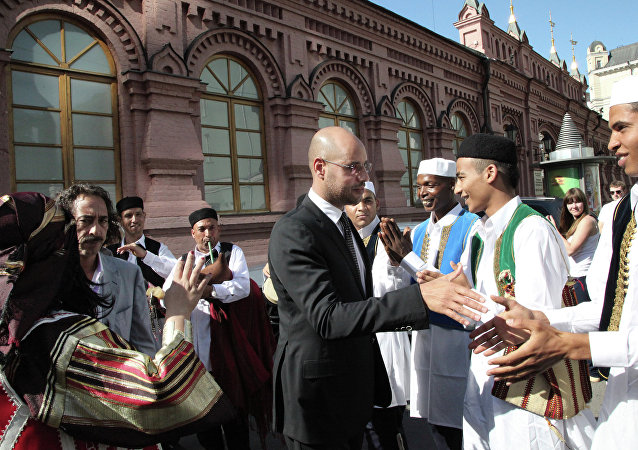 Saif al-Islam Gaddafi will return to politics to try to find political settlement between the conflicting parties in the country.