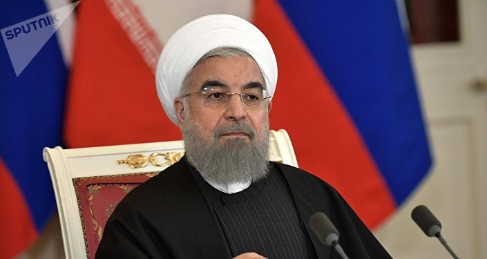 President of the Islamic Republic of Iran Hassan Rouhani