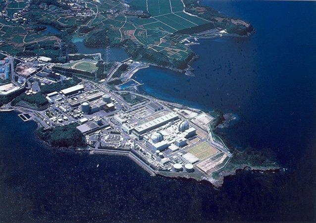 Genkai nuclear power plant