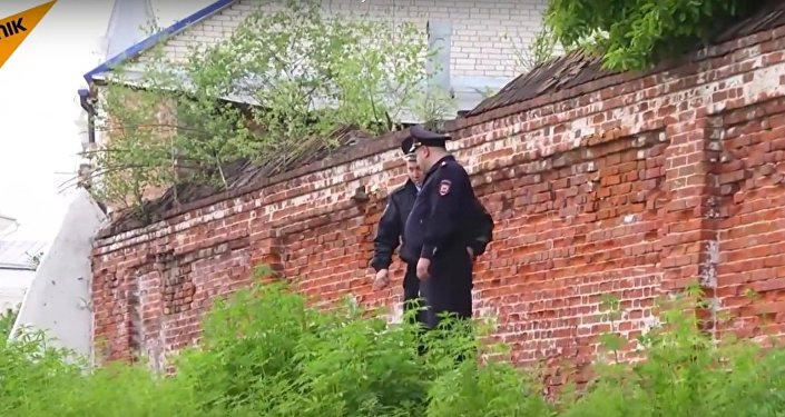 A Cannabis Field Was Found Near a Russian Monastery
