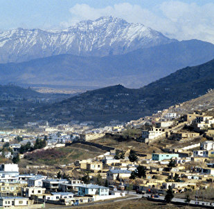 A panoramic view of the Afghan capital of Kabul. (File)