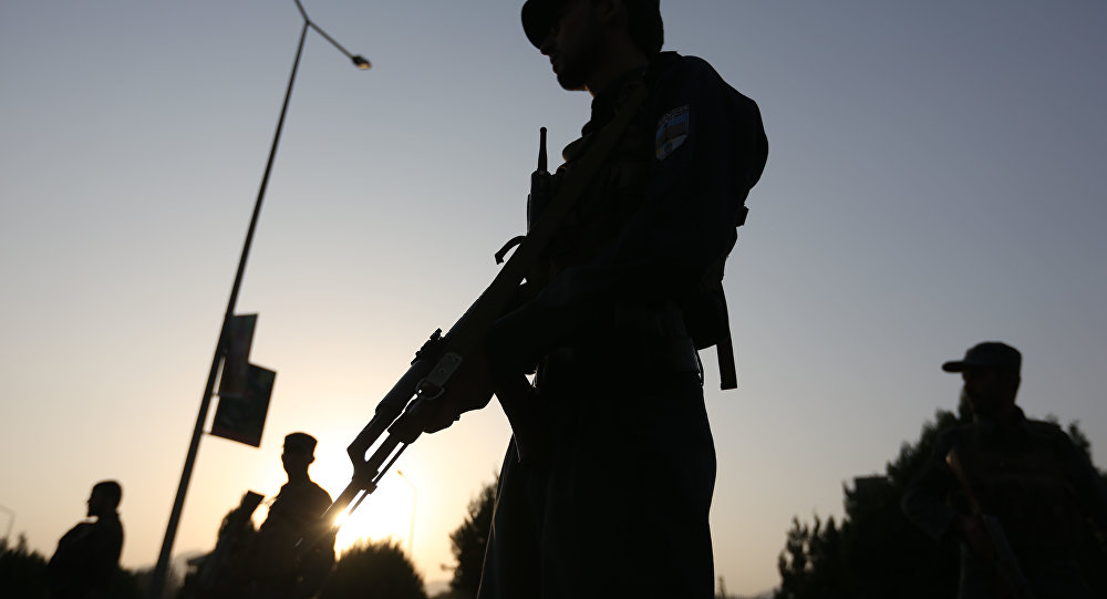 Afghan officials: a foreign citizen kidnapped in Kabul