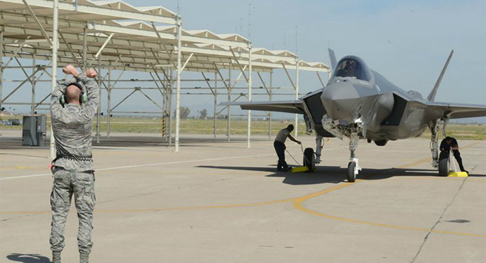 The F-35 Costs Even More When You Fly It