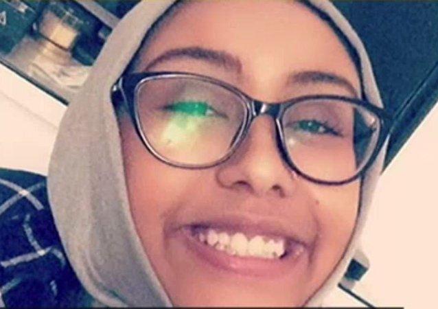 Muslim Teen Slain