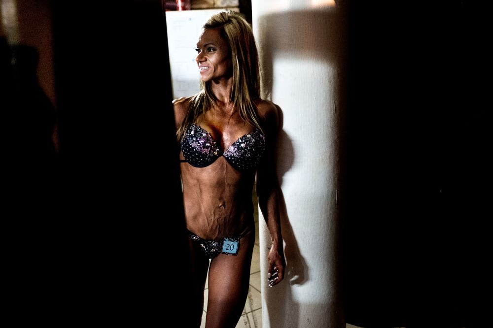 Ladies of Steel: Miss SA Xtreme Bodybuilding Show