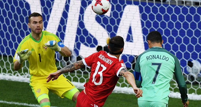 Mohamed Salah Overshadows Cristiano Ronaldo, Lionel Messi, Gets Grand Reception in Russian Federation