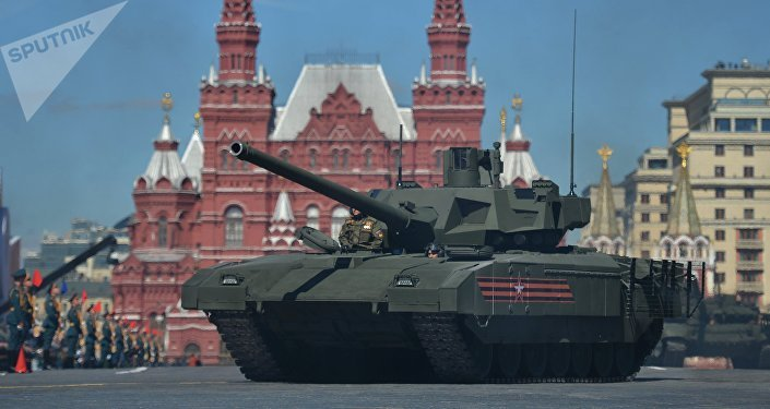 T-14: Russian Tank That Changed The Arms Market