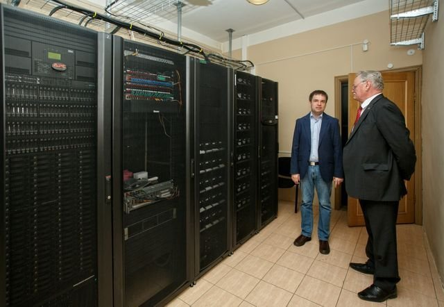 The new supercomputer at the FEB RAS Data Center