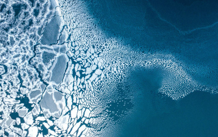 Rising Temperatures, Melting Glaciers in Greenland May Expose Vast Sand Deposits