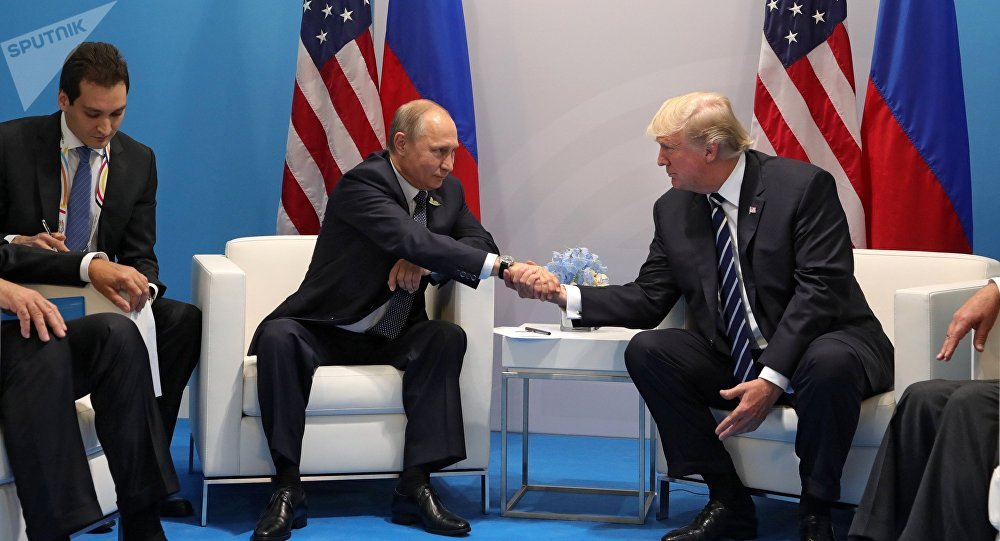 Putin Ready for Bilateral Meeting With Trump on APEC...