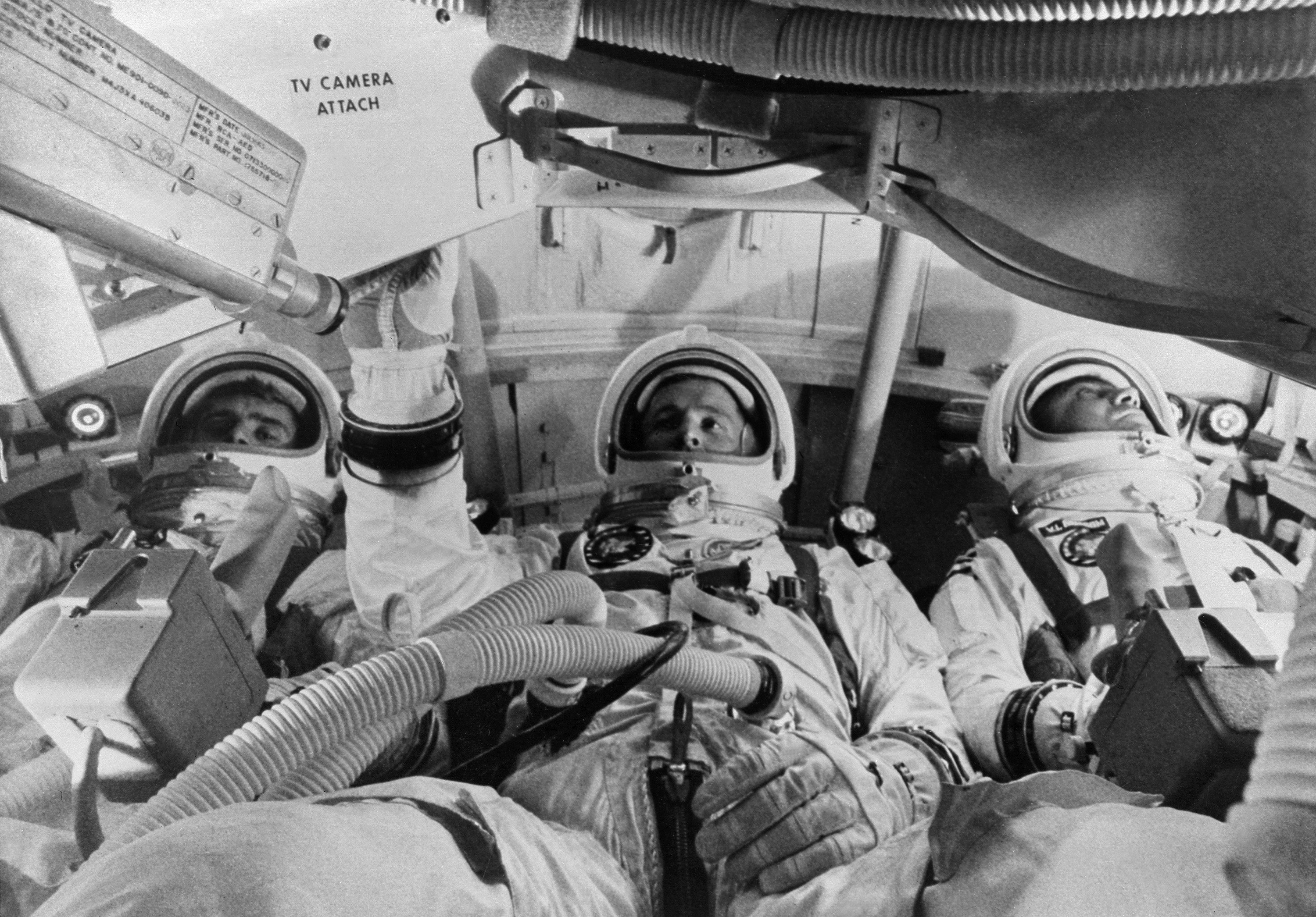 astronauts killed in space program - photo #21