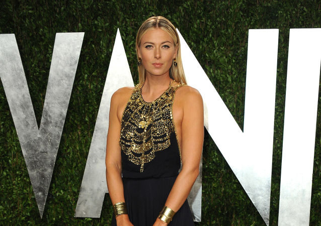 Fashion Icon: Sharapova Shines in SI's Most Stylish Athletes List