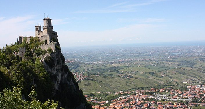 Fortress of Guaita, San Marino