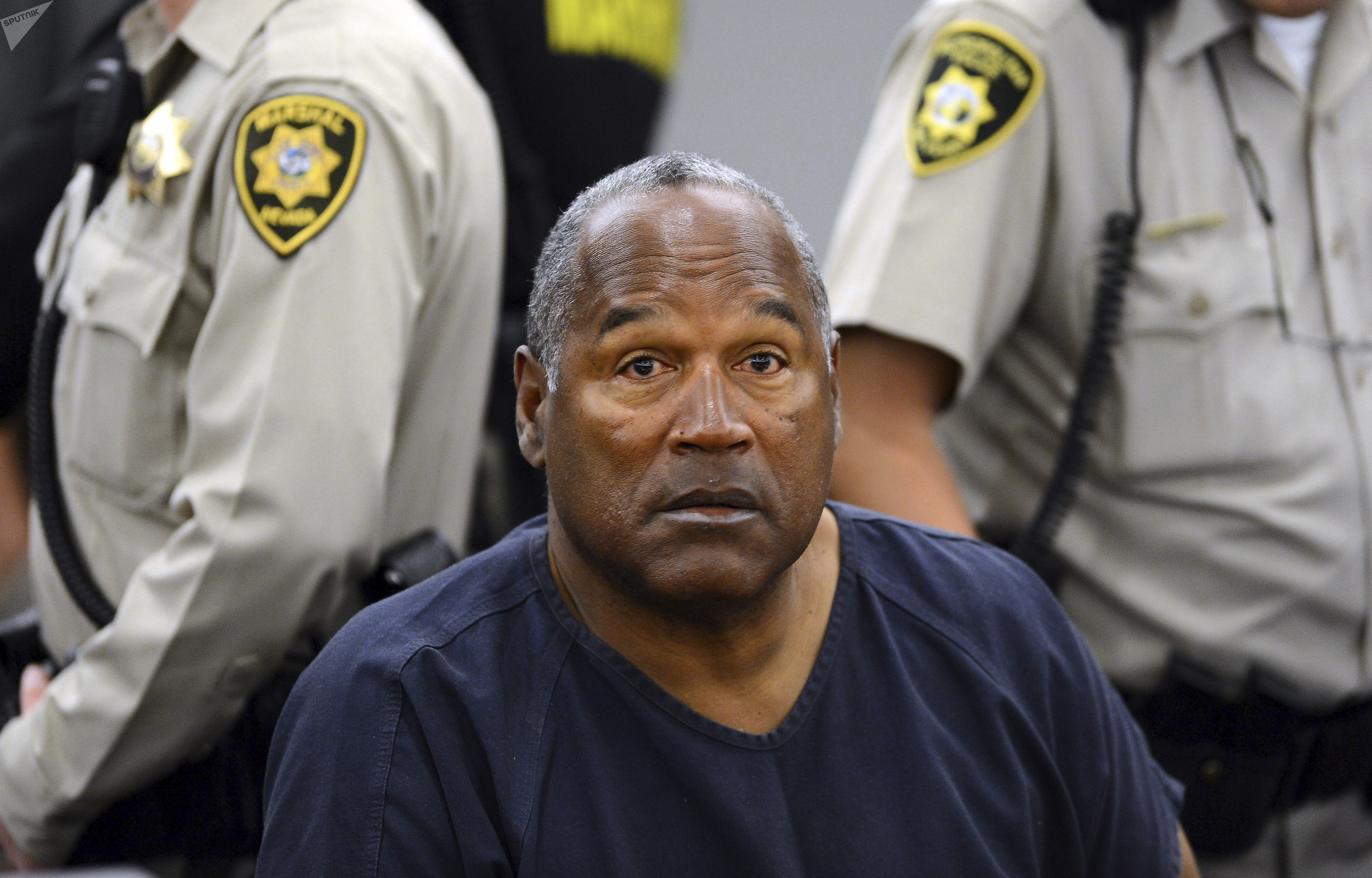 File photo of OJ Simpson