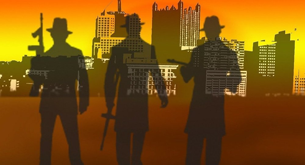 the mafia and the spread of crime in america 10 of the most lethal gangs in america   empire and they are believed to have over 70 chapters spread throughout  mafia is active in all kinds.
