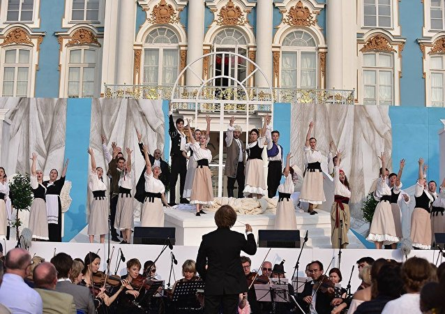 VIth St. Petersburg International All Together Opera Festival