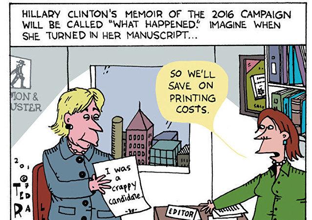 What Happened Cartoon