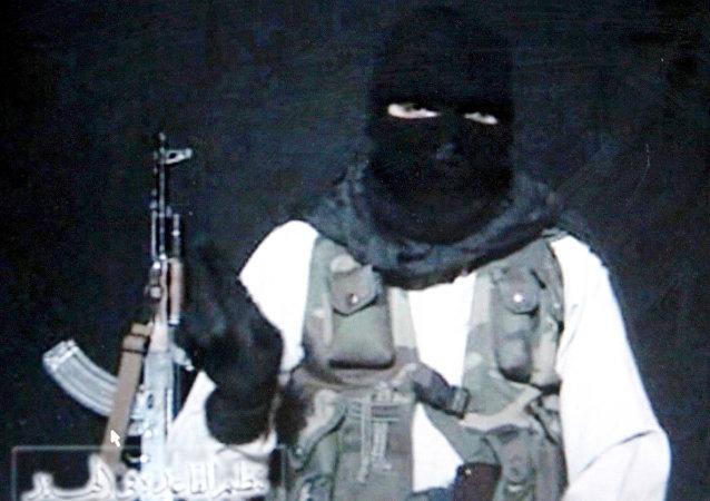 Al-Qaida militant in India